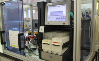 Combi Flash with ELSD and HPLC