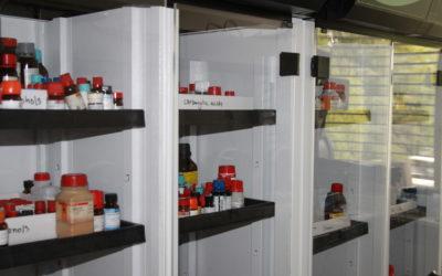 Chemical Storage Room