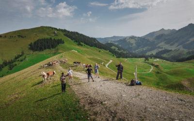 Group 2021 (Hike to Kaiseregg)